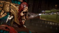 Jacqui Briggs and Kotal Kahn in Mortal Kombat 11 image # 8