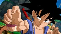Dragon Ball GT's Kid Goku screenshots in Dragon Ball FighterZ image #1