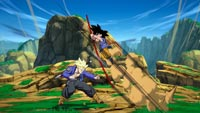Dragon Ball GT's Kid Goku screenshots in Dragon Ball FighterZ image #3