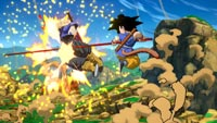 Dragon Ball GT's Kid Goku screenshots in Dragon Ball FighterZ image #6