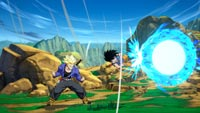 Dragon Ball GT's Kid Goku screenshots in Dragon Ball FighterZ image #7