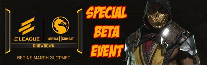 ELEAGUE's Mortal Kombat 11 Showdown special event announced