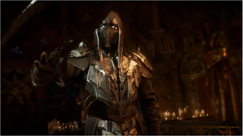 Noob Saibot character artwork in Mortal Kombat 11 1 out of 7 image gallery