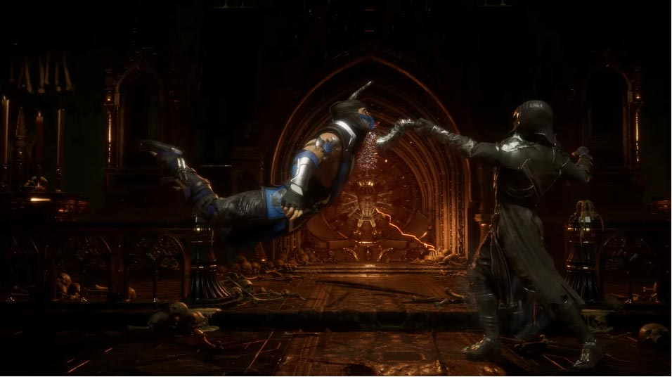 Noob Saibot character artwork in Mortal Kombat 11 4 out of 7 image gallery