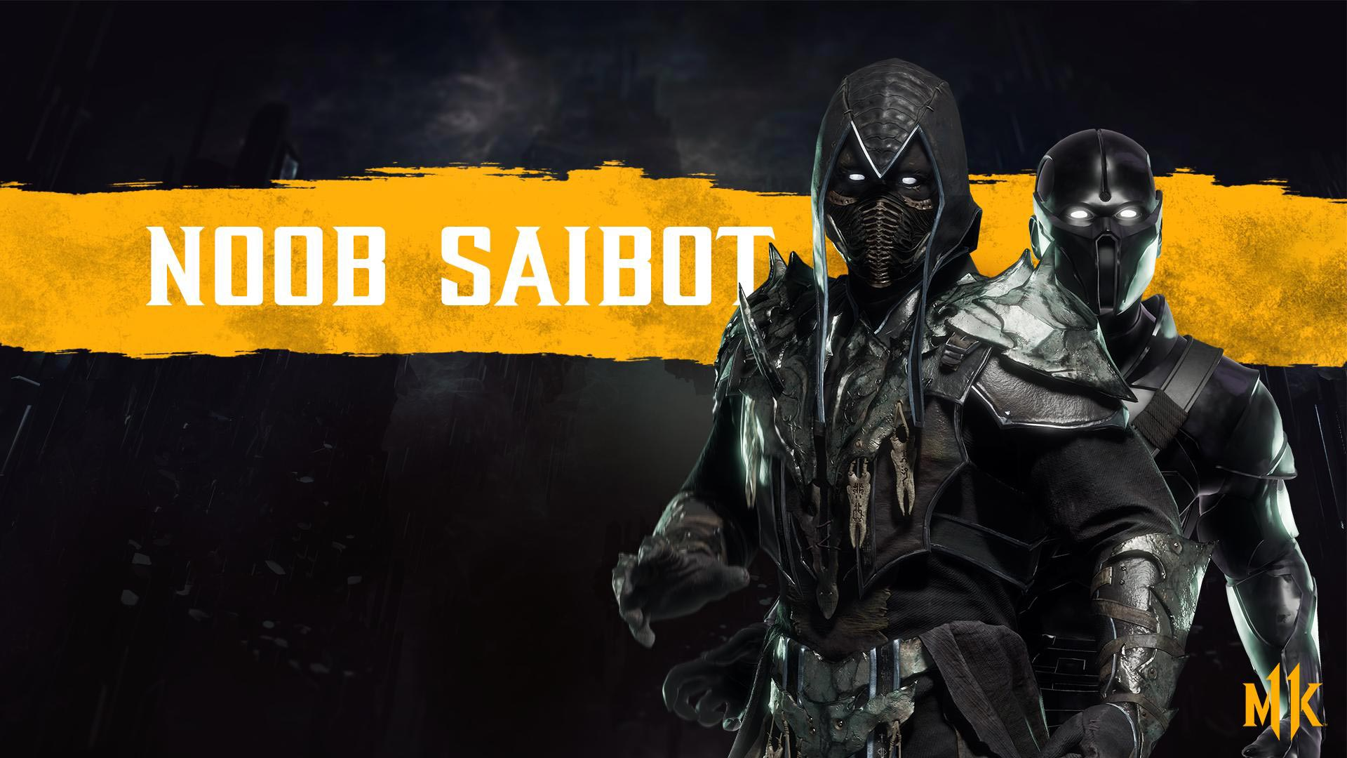 Noob Saibot character artwork in Mortal Kombat 11 7 out of 7 image gallery