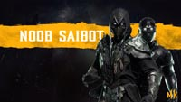 Noob Saibot character artwork in Mortal Kombat 11  out of 7 image gallery