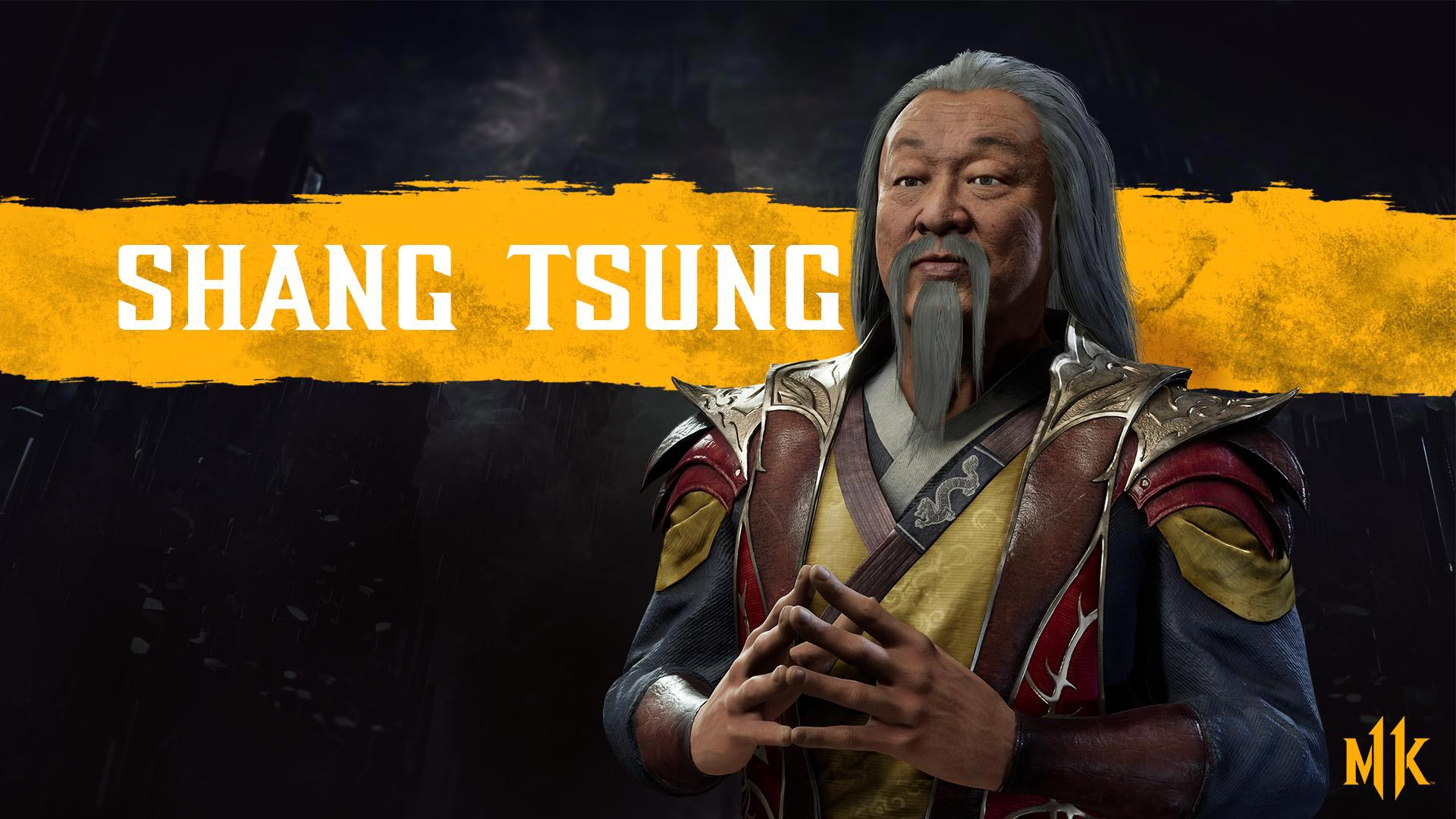 Shang Tsung in Mortal Kombat 11 1 out of 4 image gallery