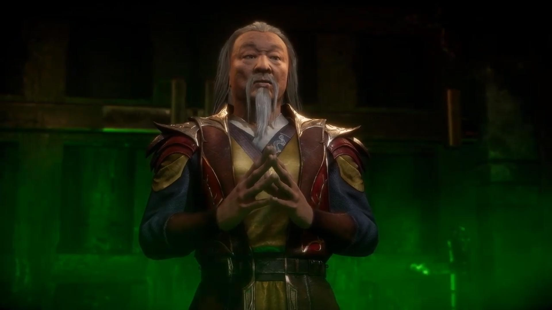 Shang Tsung in Mortal Kombat 11 2 out of 4 image gallery