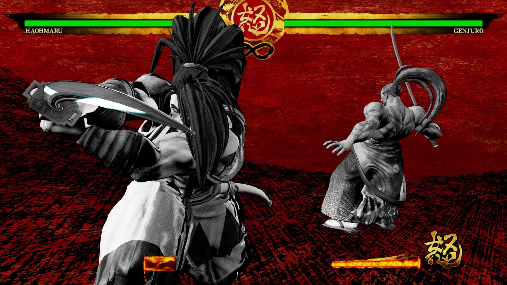 Samurai Shodown screenshots 3 out of 11 image gallery