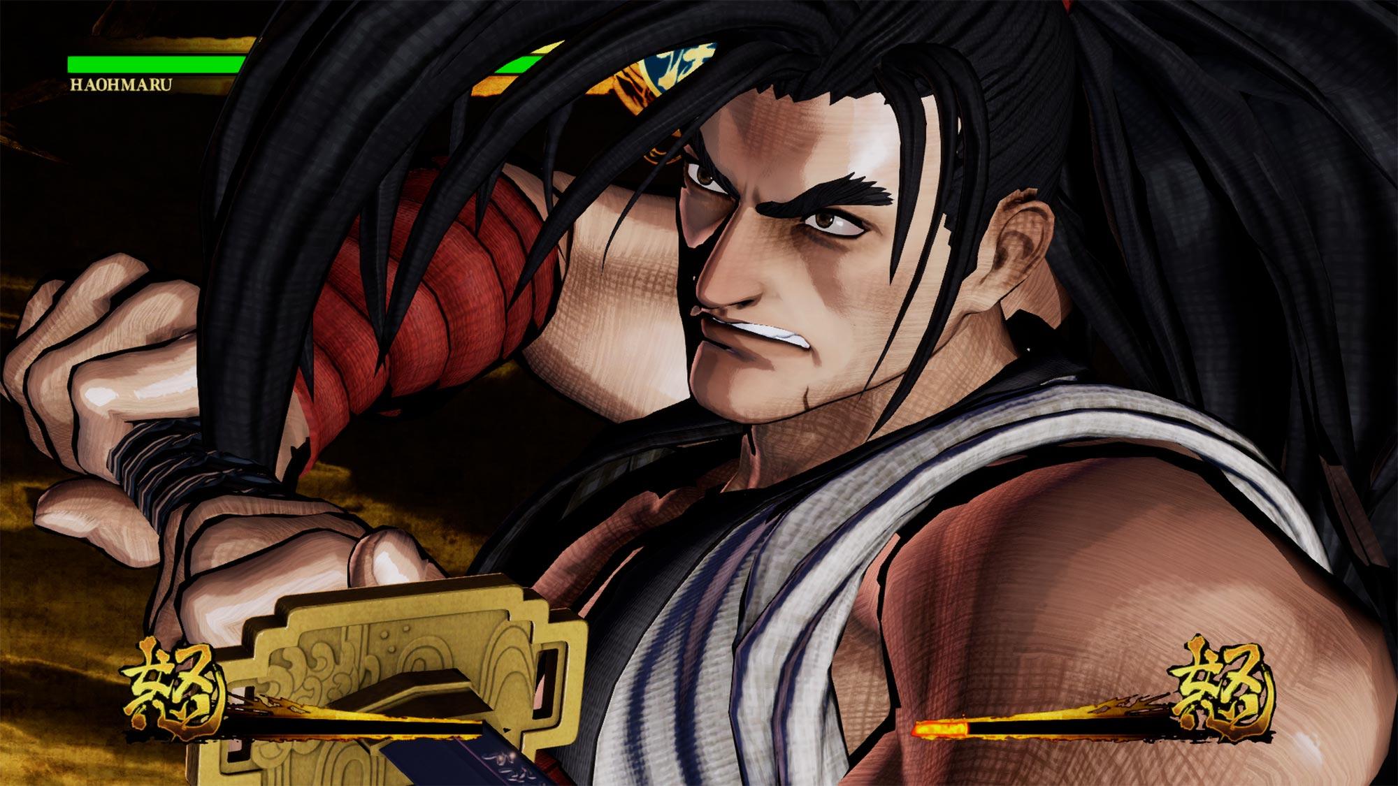 Samurai Shodown screenshots 4 out of 11 image gallery
