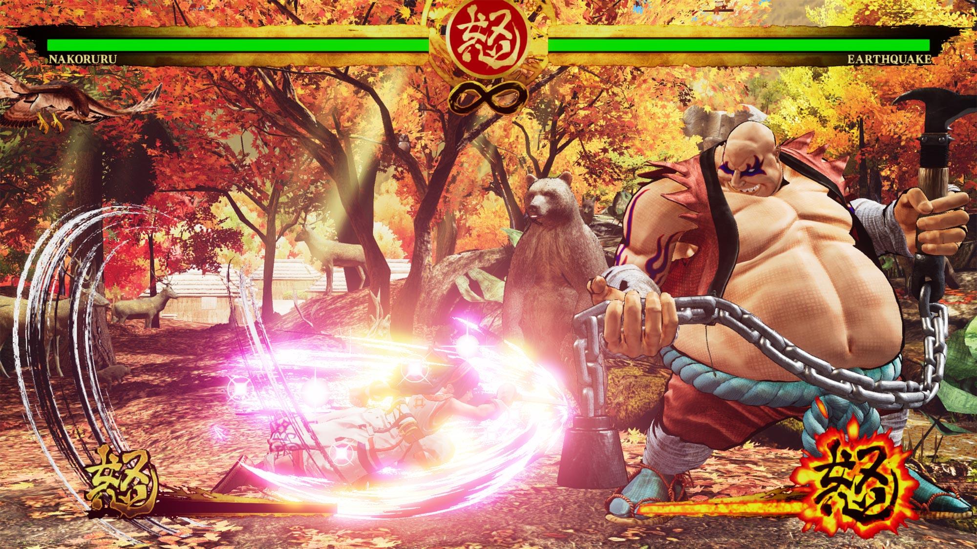 Samurai Shodown screenshots 6 out of 11 image gallery