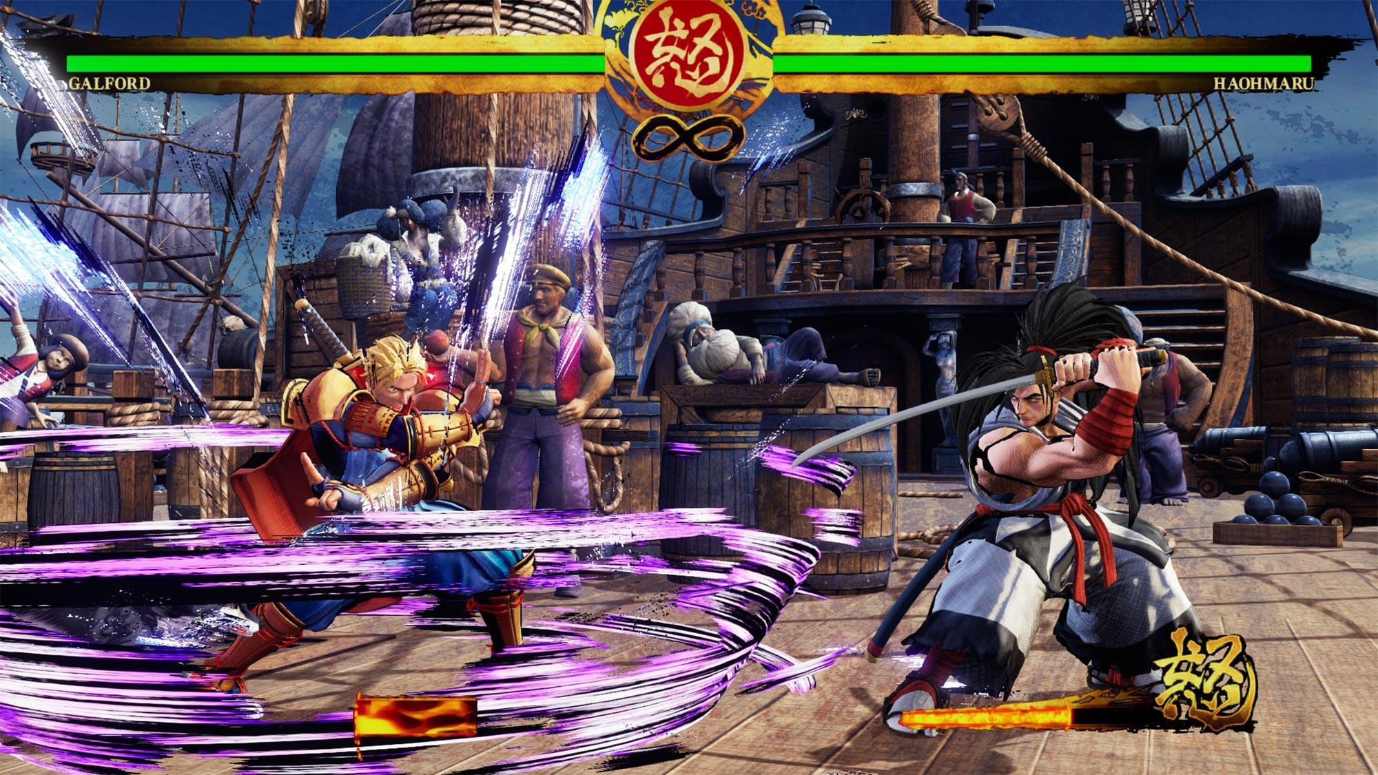 Samurai Shodown screenshots 9 out of 11 image gallery