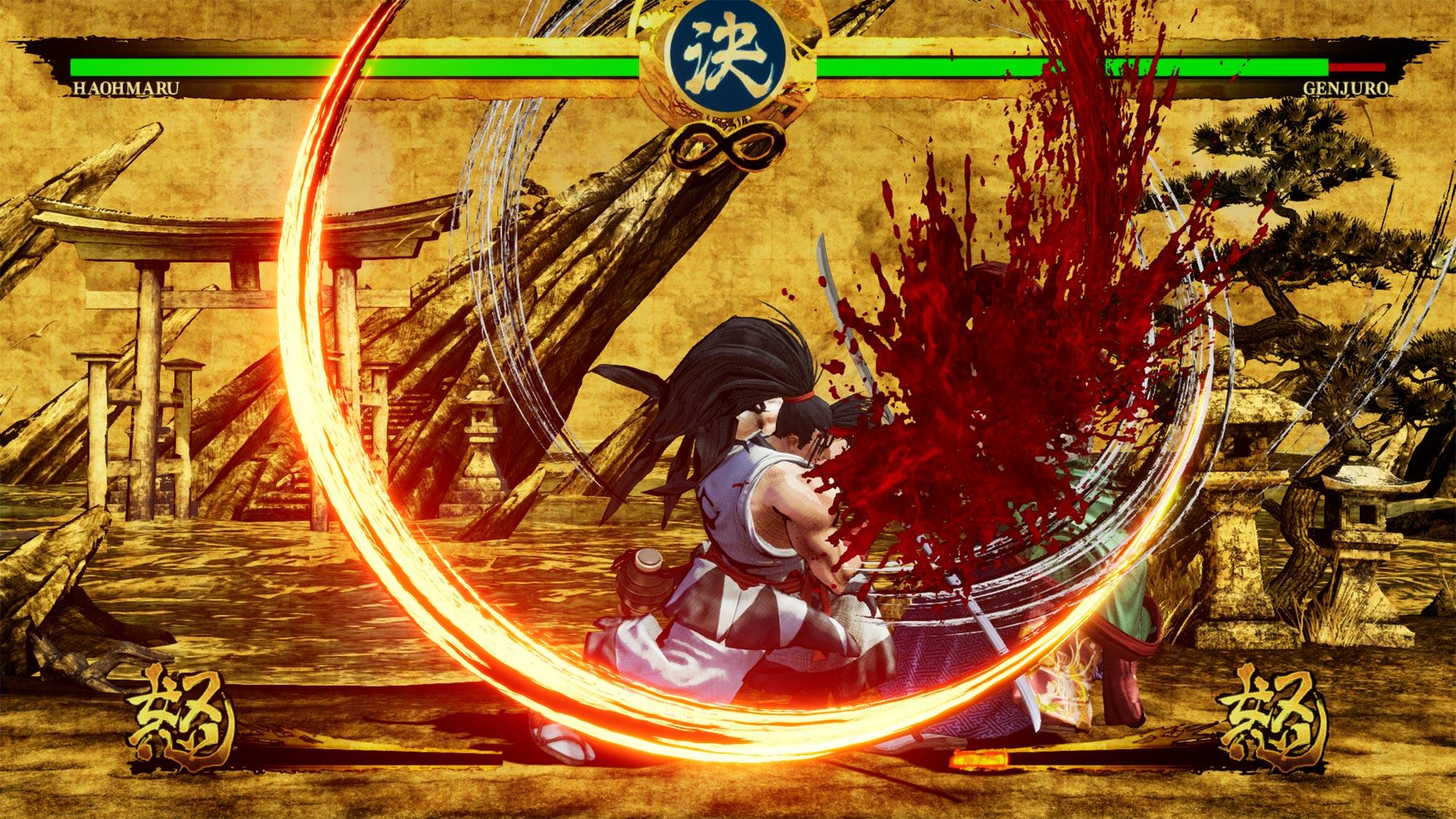 Samurai Shodown screenshots 10 out of 11 image gallery