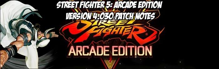 sfv arcade edition patch notes eventhubs