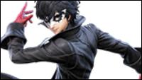Joker's possible character render in Super Smash Bros. Ultimate. image #1
