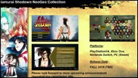 Samurai Shodown collection image #2