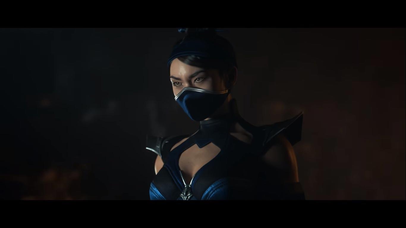 Kitana screenshots Mortal Kombat 11 1 out of 3 image gallery