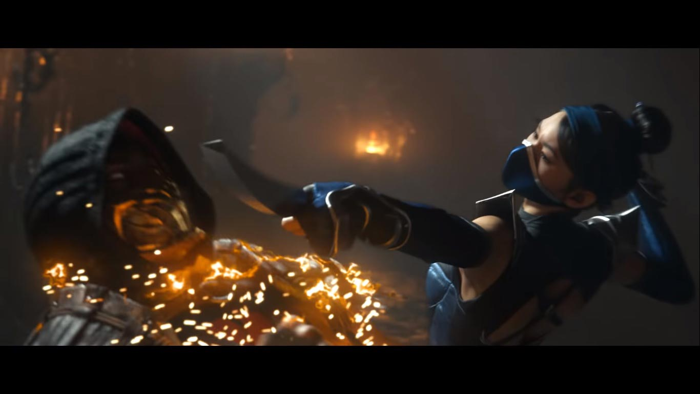 Kitana screenshots Mortal Kombat 11 3 out of 3 image gallery