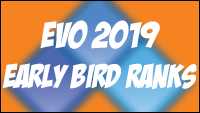 EVO 2019 early bird numbers image #1