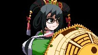 Samurai Shodown characters in the style of Under Night In-Birth image #5