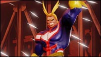 All Might Jump Force image #3