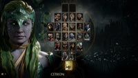 Mortal Kombat 11 nearly final character select screen image #1