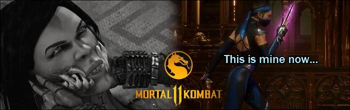 Mileena Disconfirmed For Mortal Kombat 11 Kitana Having Access To Her Sai Projectile And Teleport Drop Kick Is Bad News For Fans