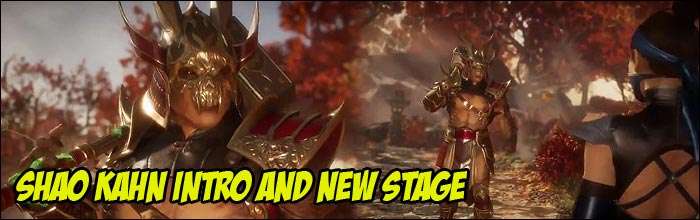First official look at Shao Kahn in Mortal Kombat 11 by NetherRealm
