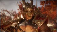 First official look at Shao Kahn in Mortal Kombat 11 by NetherRealm Studios - EventHubs 2