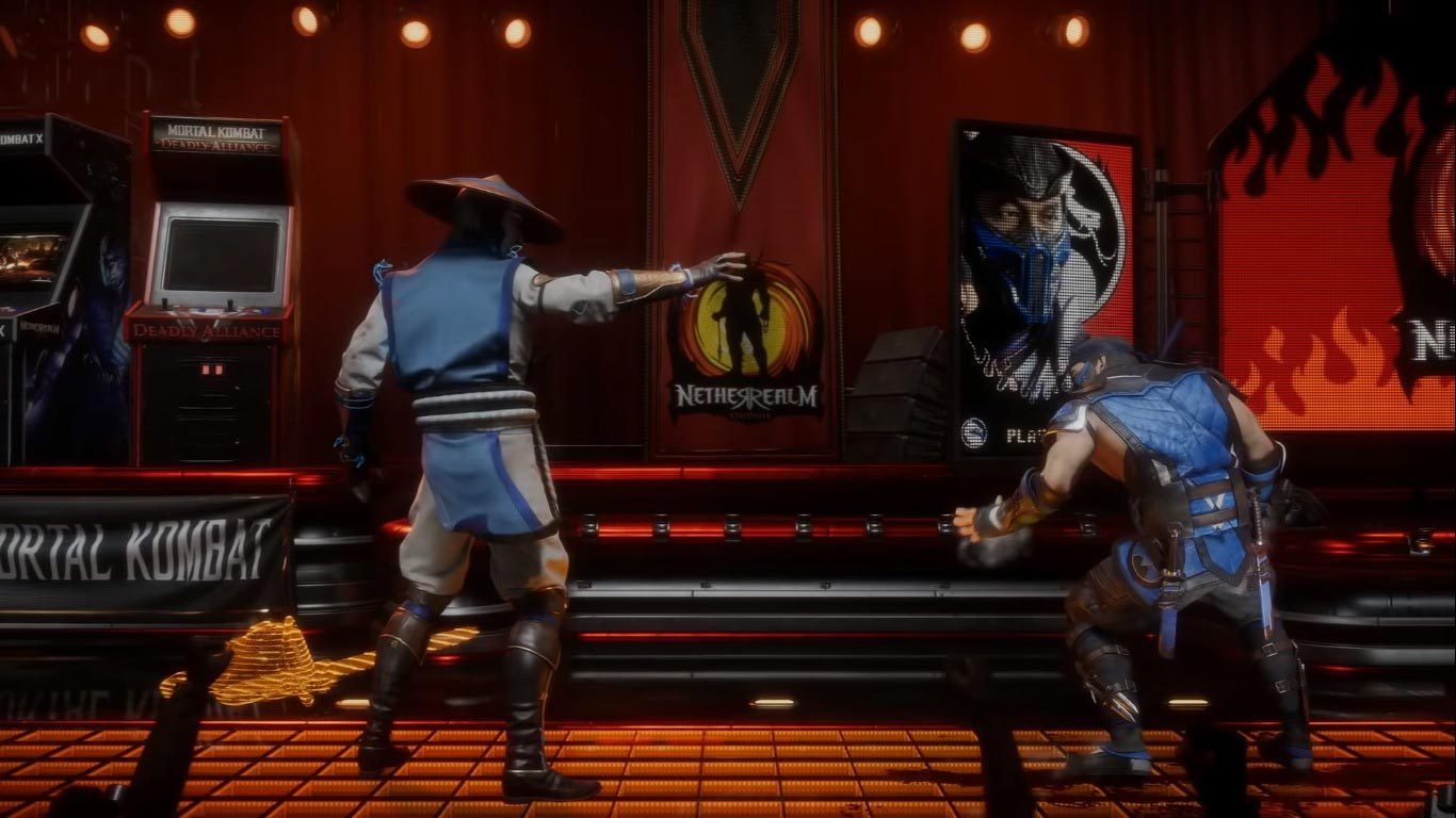 Possible Mortal Kombat 11 Pro Kompetition stage 1 out of 3 image gallery