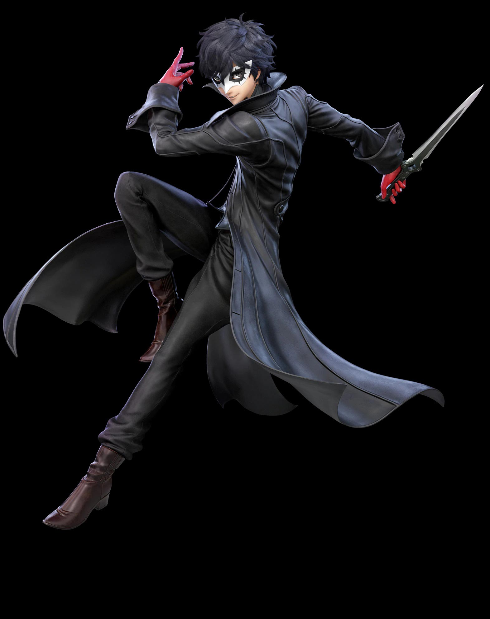 Joker's colors in Super Smash Bros  Ultimate 1 out of 8 image gallery
