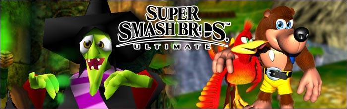 Did the Super Smash Bros  Ultimate Joker trailer tease Banjo Kazooie