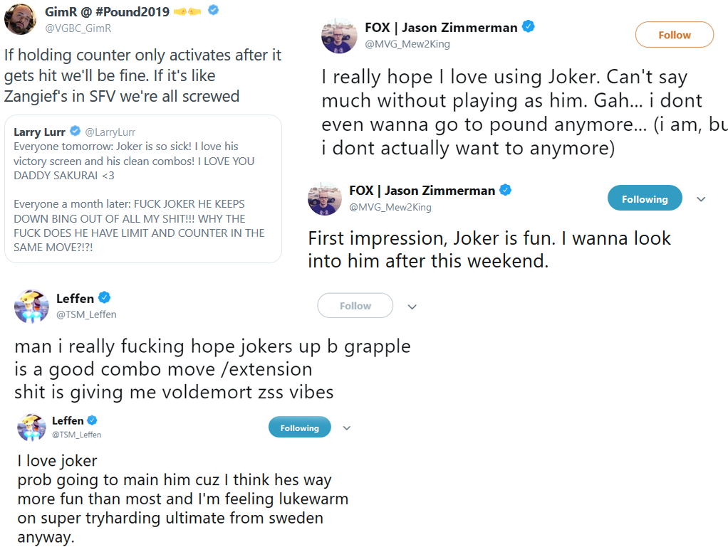 Players react to Joker in Smash Ultimate 1 out of 4 image gallery