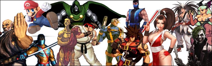 What are the top 30 fighting games of all time? Game