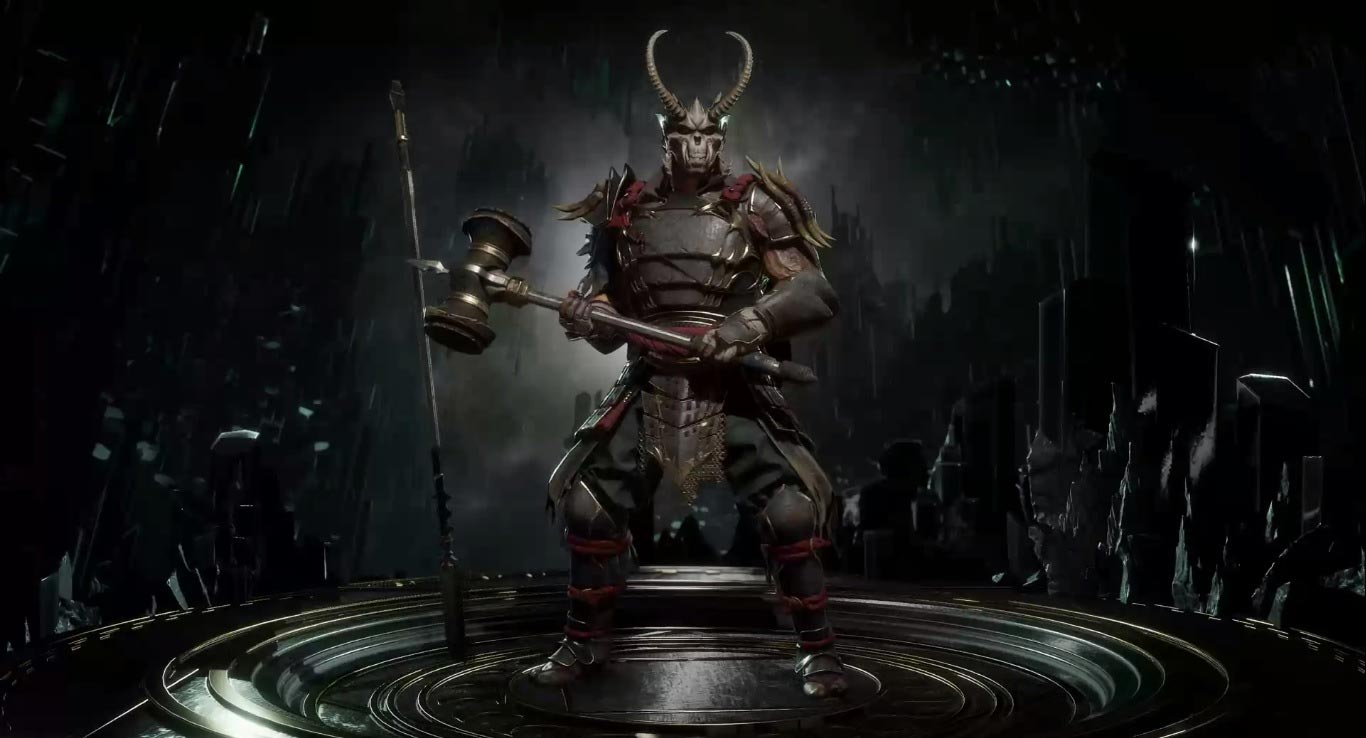 New Mortal Kombat 11 skins revealed 1 out of 4 image gallery