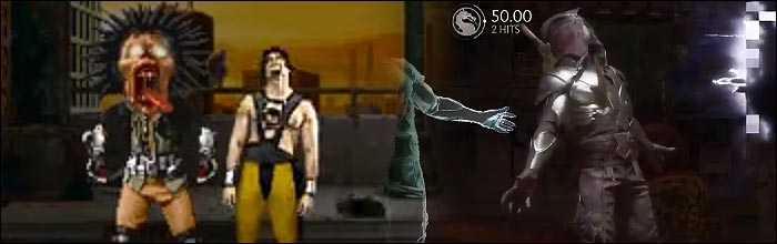 Kabal's classic screamer Fatality is back in Mortal Kombat 11 as a