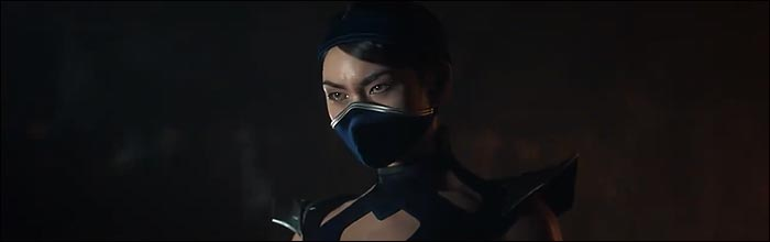 KItana confirmed on the Kombat Kast this week and her Bio