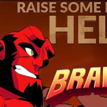 Hellboy coming to Brawlhalla on April 10th