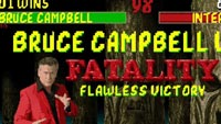 Bruce Campbell responds to supposed Mortal Kombat 11 leakes image #1