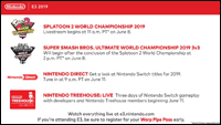 Nintendo E3 plans image #1