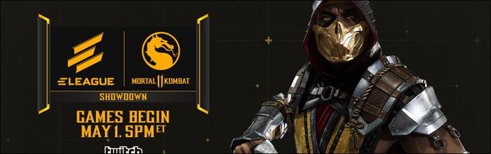 ELEAGUE Mortal Kombat 11 Showdown week 6 stream