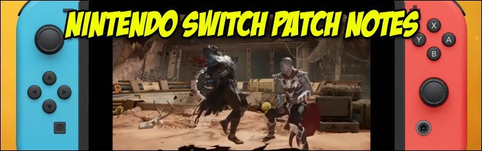 Mortal Kombat XI Switch Patch Notes | jcphotog