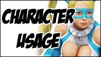 Street Fighter 5 online stats - April 2019 image #2