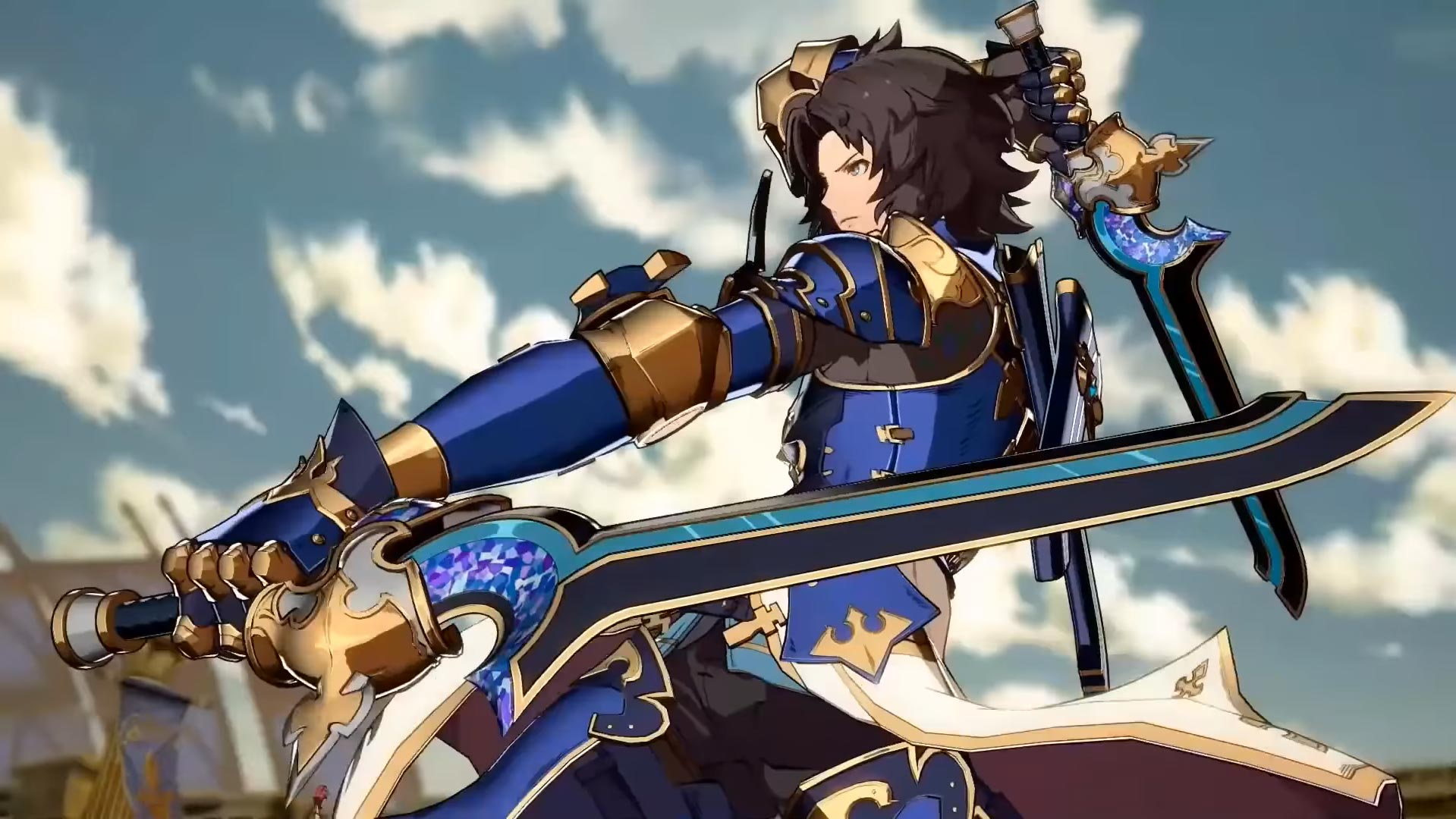 Lancelot and Ferry character trailer for Granblue Fantasy Versus 4 out of 6 image gallery