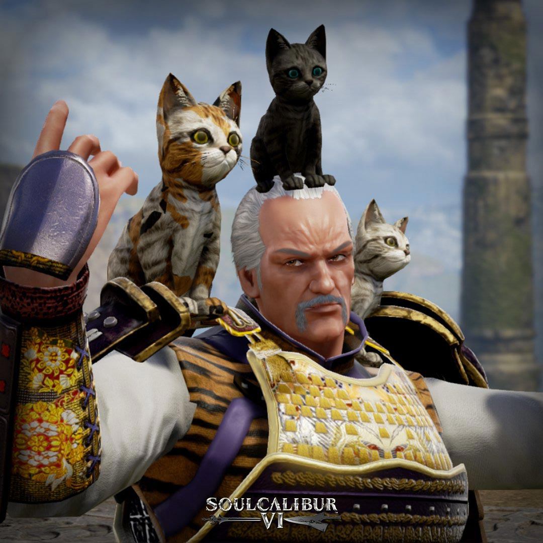 Soul Calibur new costume parts 2 out of 7 image gallery