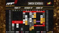 BAM 11 Event Schedule image #1