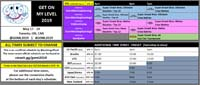 Get On My Level 2019 Event Schedule image #1