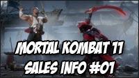 Mortal Kombat 11 sales image #1