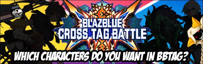 Update: Which of the 75 data-mined potential BlazBlue: Cross