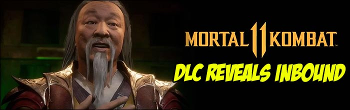Multiple Mortal Kombat 11 DLC character reveals expected